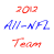 2012 All-NFL Team